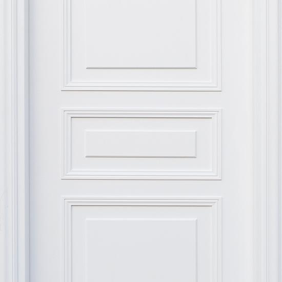 porte in legno massellato