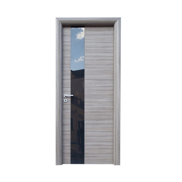 porta moderna grigio